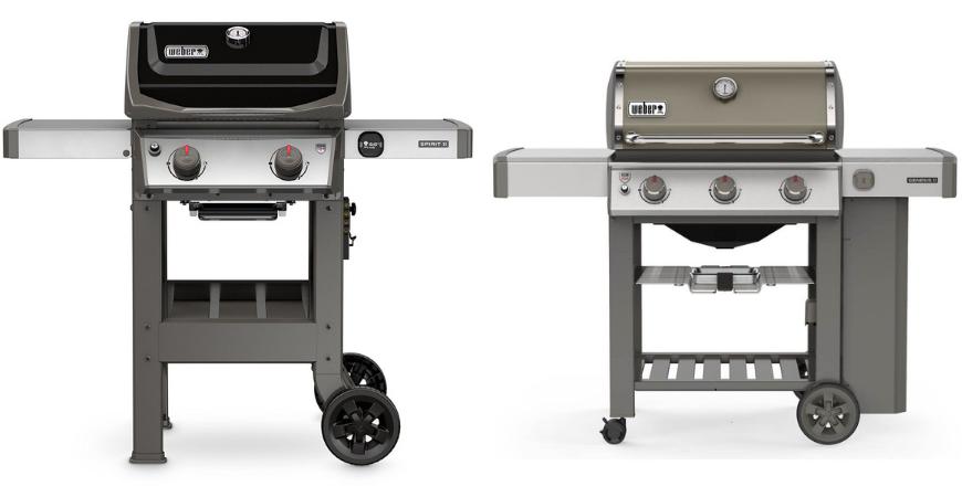 Gasbarbecue Weber Genesis & Weber Spirit Kopen? | BBQKopen.nl