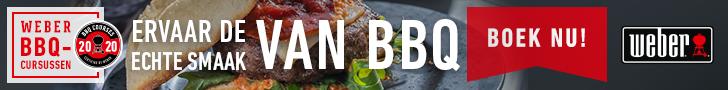 Weber BBQ course 20